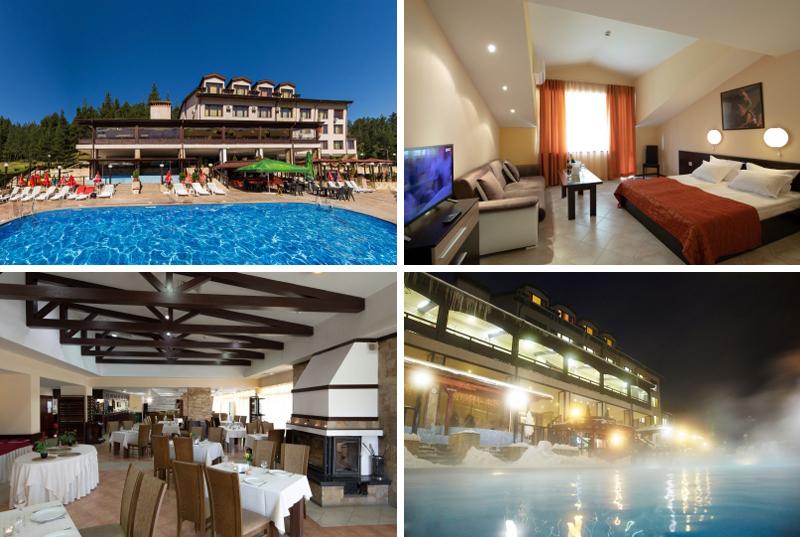 Хотелски комплекс АСПА ВИЛА: СПА одмор на Пирин планина | VipPonuda.com